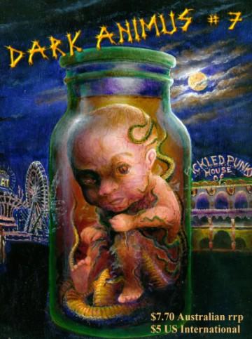Dark Animus 7 cover
